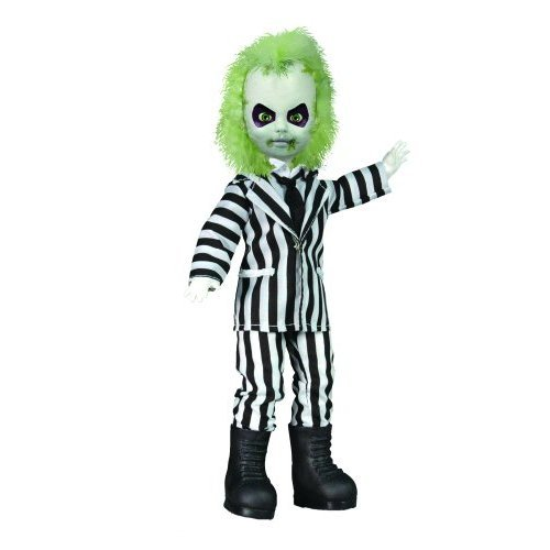 Living Dead Dolls 10'' Beetlejuice Doll