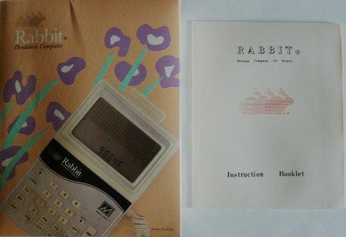 Rabbit 174 ovulation computer fertility monitor conception aid