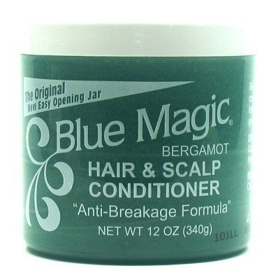Blue Magic Bergamot Hair & Scalp 355 ml Jar
