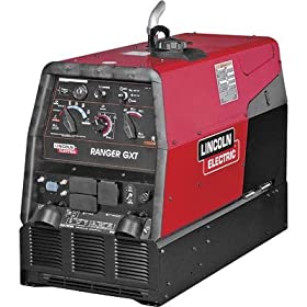 - Lincoln Electric Ranger GXT 250 Amp Generator/Welder - 125 Volt, 250 Amp, Model# K2382-2