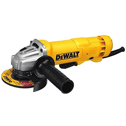 Why Choose DEWALT DWE402 4-1/2-Inch 11-Amp Paddle Switch Angle Grinder