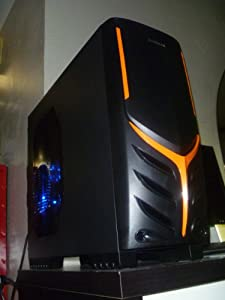 Gaming PC Phenom II X4 3.2GHz 8GB DDR3 500GB Radeon HD 4870