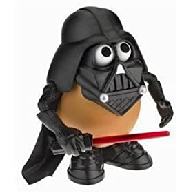 Star Wars Mr. Potato Head - Darth Tater