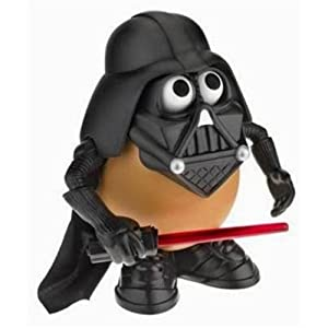 Mr. Potato Head - Darth Tater