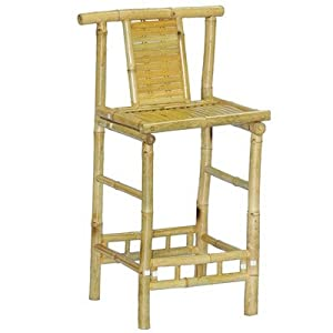 Bamboo Stool [Set of 2] by Bamboo54