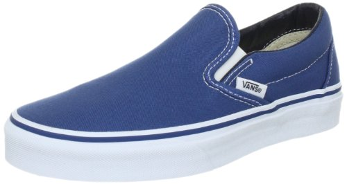 Vans Unisex Classic Slip-on navy VEYENVY 10 UK