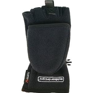 Fuji Convertible Gloves X-Small