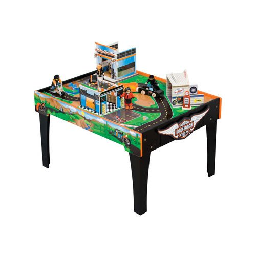 Buy Harley Davidson Harleyville Table & Play Set