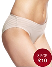 Smoothlines™ Low Rise Brazilian Knickers