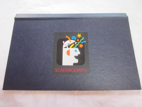 1988 Scattergories Game Piece: FOLDER