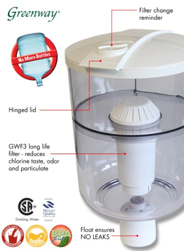 Purchase Greenway Water Dispenser Filtration System