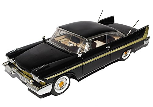 plymouth-fury-1958-coupe-schwarz-oldtimer-1-18-motormax-modell-auto