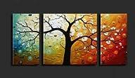 """Wieco Art 3-Piece """"Lucky Tree"""" Stretc…"""
