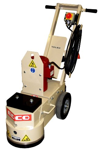 Edco 50200 Single-Disc Floor Grinder 1.5 Horsepower 60 Hertz
