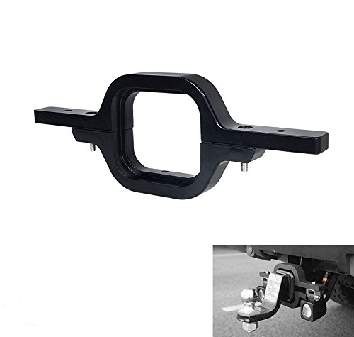 Great Deal! iJDMTOY® Tow Hitch Mounting Bracket For Dual LED Backup Reverse Lights/Rear Search Ligh...