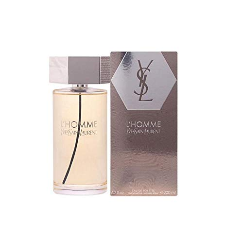 ''Yves SAINT Laurent L'Homme Eau De Toilette Spray, 6.7 Fl.Oz''''''''''