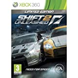 Xbox 360 Need for Speed: Shift 2 Unleashed