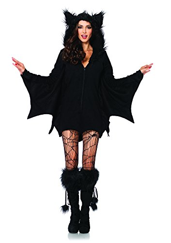Leg Avenue Womens Costume Black