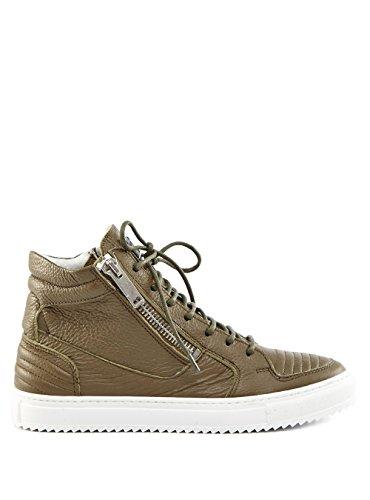 Antony Morato SNEAKER ALTA Uomo elevata Sneakers oliv-khaki 45