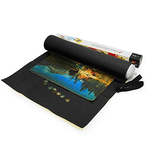 Jigsaw Puzzle Accessories Roll Up Mat