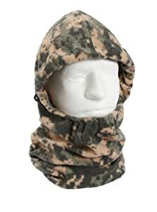 Rothco Adjustable Polar Fleece Balaclava, ACU
