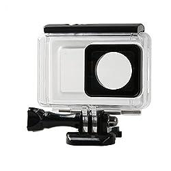 Generic 45m Waterproof Case w/ Touch Screen For Xiaomi Yi 2 II Action Camera