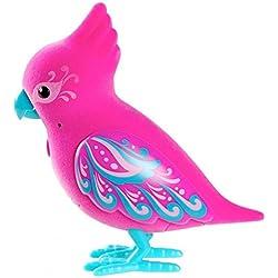 Little Live Pets Cocoritos - Poppin' Polly Fucsia con cresta fucsia, Model: 28130