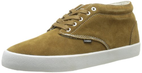 Element  Preston,  Scarpe da skateboard uomo, Giallo (Jaune (Curry)), 45