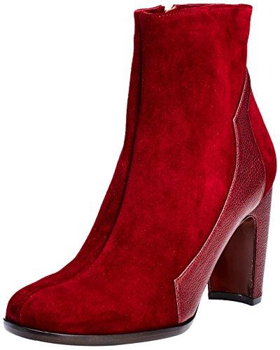 Chie MiharaActor - Stivaletti donna , Rosso (Red (Jean Granate/Jansen Grape), 39 EU (Taglia produttore: 6 UK)