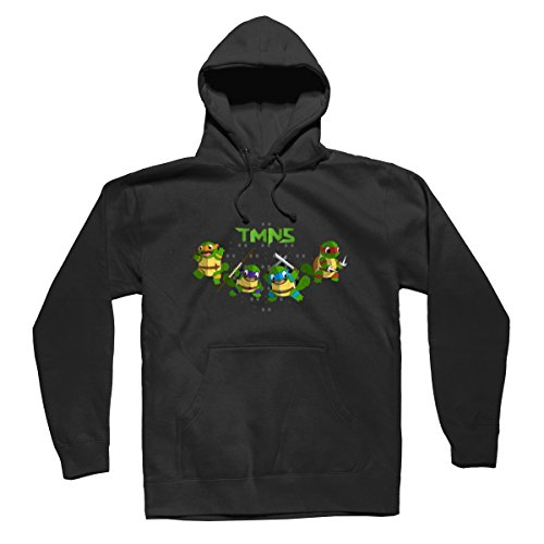 Teenage Mutant Ninja Turtles Squirtle TMNT Unisex Graphic Hoodies Sweater