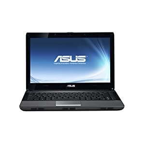 ASUS U31SG-AS52 13.3-Inch Laptop