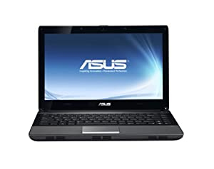 ASUS U31SD-AH51 13.3-Inch Thin and Light Laptop (Black)