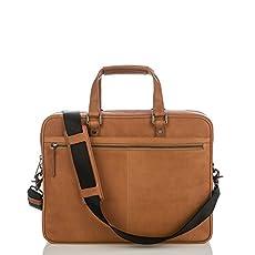 Andy Briefcase<br>Brown Kesington