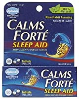 Calms Forte 50 Tablets by Hylands