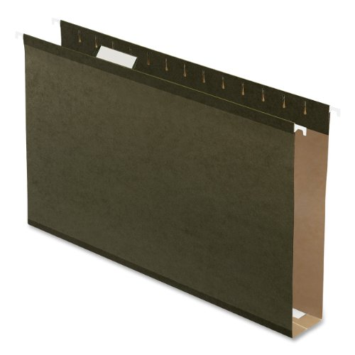 Pendaflex 4153X2 Hanging Box Bottom Folder, Standard
