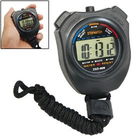 Como Digital Chronograph Sports Stopwatch  Neck