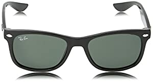Ray Ban RJ9052S 100/71 (Black with Grey lenses)