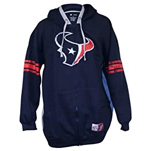 NFL Big and Tall Full Zip Hoodie by NFL