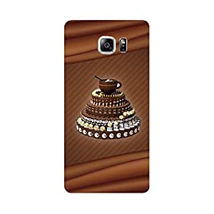 Skintice Designer Back Cover with direct 3D sublimation printing for Samsung Galaxy Note 5