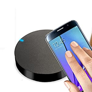 Towallmark(TM)Qi Wireless Charger Charging Pad for Samsung Galaxy Note 5