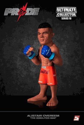 アリスター オーフレイム フィギュア UFC Ultimate Collector Series 10 Alistair Overeem Pride Edition 並行輸入品