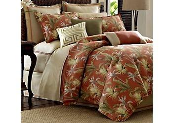Tommy Bahama Catalina Queen 4 Piece Comforter Set front-801008