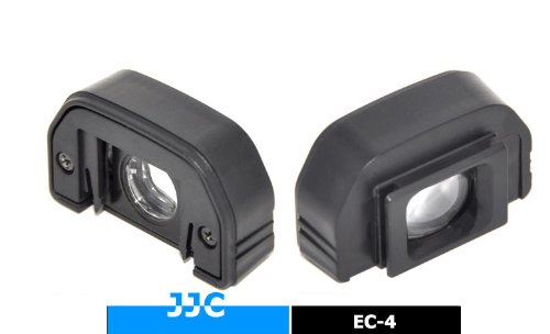 Gsi Super Quality Eyepiece Extender For The Canon Eos Digital Rebel Xs, T1, 500D, 1000D, 450D - Functions Exactly As The Canon Ep-Ex15Ii (Jjc Eyecup, Ec-4)