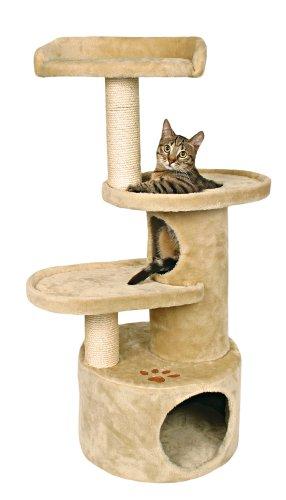TRIXIE Pet Products Oviedo Cat Tree (Beige)