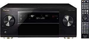 Pioneer SC-2022 AV-Receiver (Direct Energy HD Endstufe, Apple AirPlay, DLNA, Win 7 Streaming-Client, 7x HDMI) schwarz