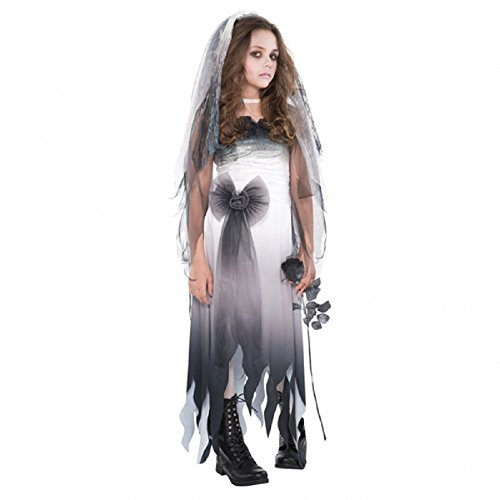 Christy's Teens Graveyard Bride Zombie Costume (14-16 Years)