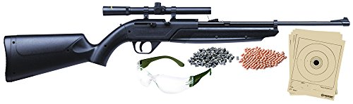 Crosman Pumpmaster 760 Variable .177 Pump Air Rifle with Scope (Airsoft Starter Kit compare prices)