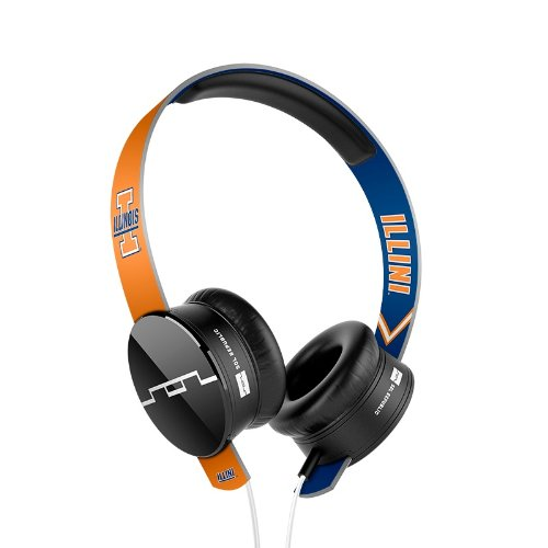 SOL REPUBLIC Tracks Headphones - University of Illinois