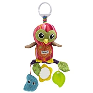 Lamaze Early Development Toy, Olivia the Owl