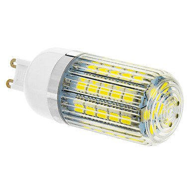 M.M G9 9W 47X5060Smd 690Lm 5500-6500K Cool White Light Led Corn Bulb (210-240V)